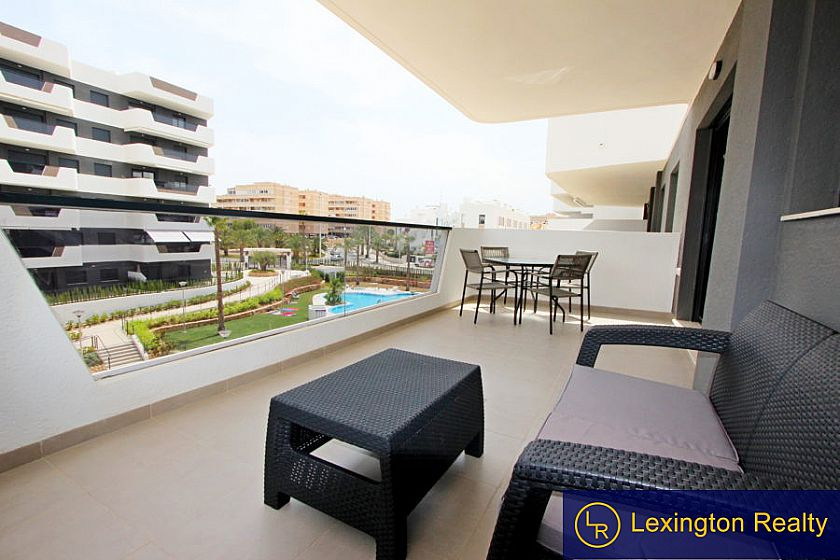 Luxury apartment close to the beach