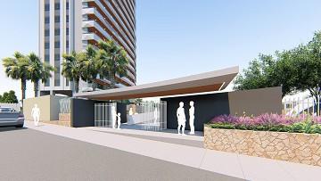 New luxury apartments in Lexington Realty