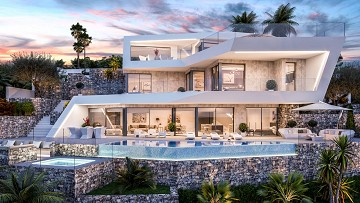 Luxury sea view property