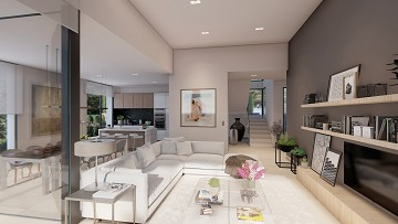 Villa for sale in Benissa in Lexington Realty