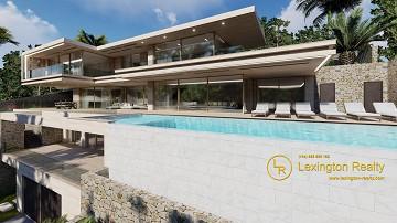 New build luxury villa