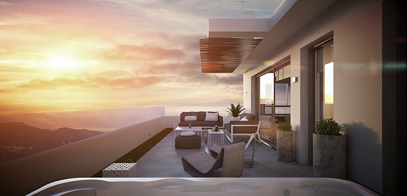New Apartments for sale in Finestrat