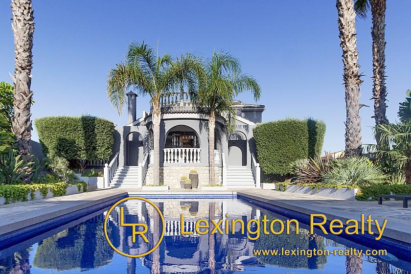Tastefully refurbished villa in Gran Alacant
