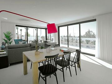 Villa in Rojales for sale  in Lexington Realty