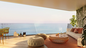 New Penthouses near Villajoyosa